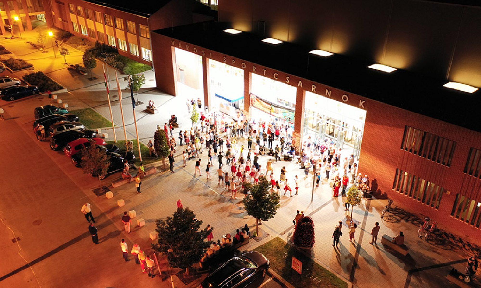 Szigetszentmiklósi Városi Sportcsarnok